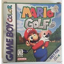 GameBoy Color - Mario Golf