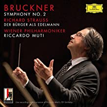 Bruckner:Symphony 2 in C Minor