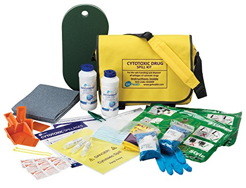 GV Health Cytotoxic & Chemotherapy Drugs Spill Kit by GV Health
