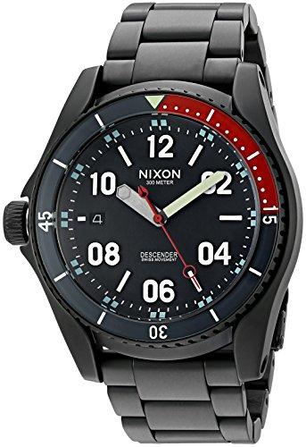 nixon-pour-homme-descender-suisse-a-quartz-decontracte-montre-en-acier-inoxydable-modele-a9591320-00