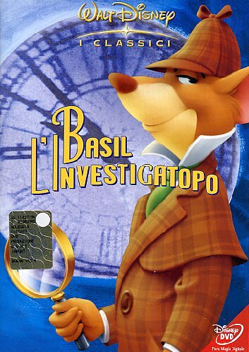 Basil l'investigatopo [IT Import] (Dvd Great Mouse Detective)