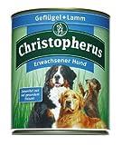 Allco | Christopherus Erwachsener Hund Geflügel & Lamm | 6 x 800 g