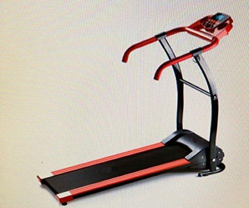 Deluxe Cinta de Correr Andar Plegable Running Motor 1000W Soporta hasta 150 kgs