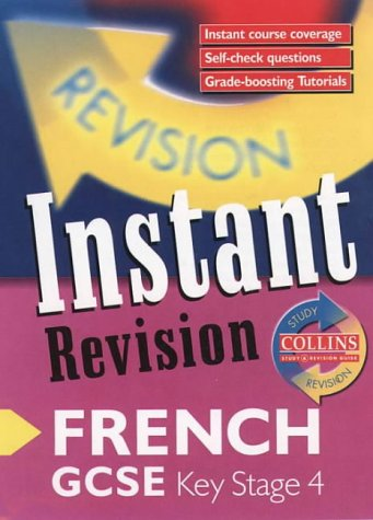 GCSE French: Instant Revision Cards