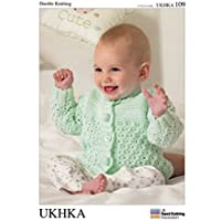 Double Knitting DK Pattern for Ladies Ribbed Top /& Cabled Cowl Snood UKHKA 151