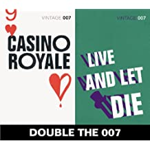 Double the 007: Casino Royale and Live and Let Die (James Bond 1&2) (James Bond 007)