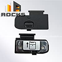 Coperchio della batteria ARBUYSHOP portello della copertura sostituzione Cap caso per Nikon D40 D40X D60 D3000 D5000 fotocamera digitale fai da te di riparazione