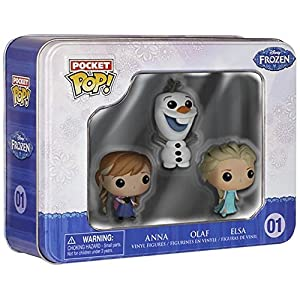 Funko Pop Pack Frozen Elsa, Anna (Frozen) Funko Pop Frozen