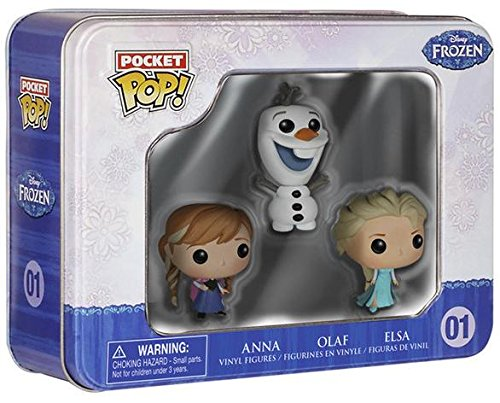 Funko Pop Pack Frozen Elsa, Anna (Frozen) Funko Pop Frozen