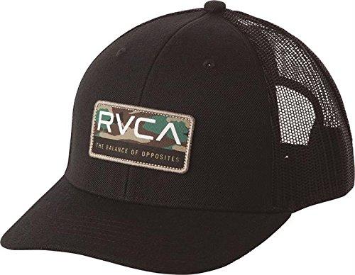 RVCA Reno Trucker Black U