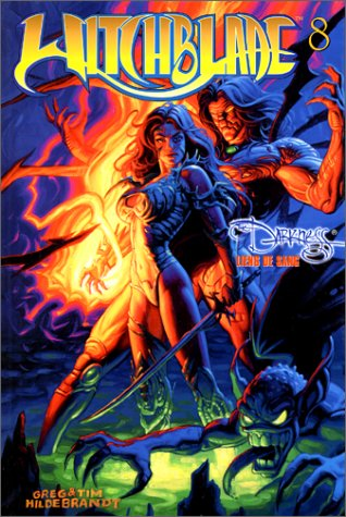 Witchblade, tome 8