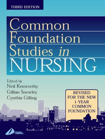 Common Foundation Studies in Nursing