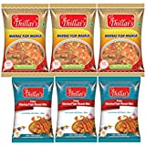 Fish Curry Masala & Fish Roast(Madras style curry & Marina beach style roast) Each Pack (Pack of 3)