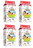 #5: Xtra Care Lolla's Baby Diapers- Pack Of 4 - 120 Pcs Medium Size