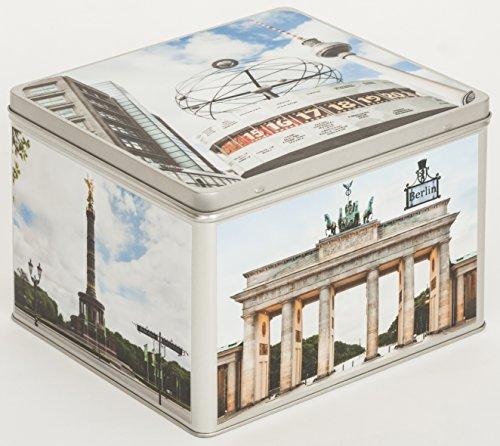 Fotoalbum Metalldose Schachtel Blechbox Keksdose Motiv Deutschland Berlin