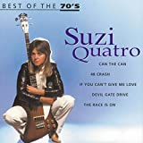 Songtexte von Suzi Quatro - Best of the 70's
