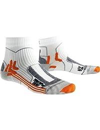 X-Socks Mujer xmara Marathon Energy Lady unidad calcetín, mujer, X-SOCKS MARATHON ENERGY LADY, blanco, naranja