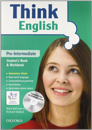 Think english. Pre-Intermediate. Student's book-Workbook-Culture book. Con espansione online. Per le Scuole superiori. Con CD Audio. Con CD-ROM