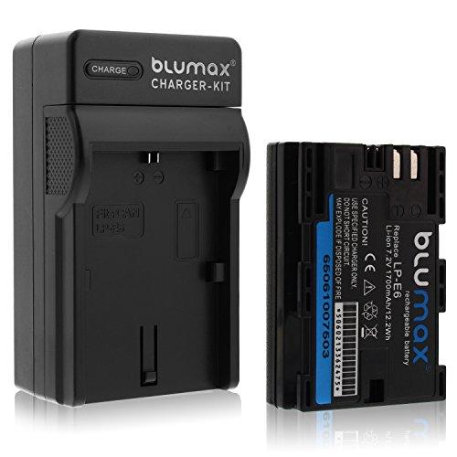 kit-caricabatteria-casa-auto-batteria-qualita-professionale-blumax-1700mah-sostitutiva-lp-e6-canon-e