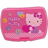 Stor 37374 - Sandwichera rectangular, diseño Hello Kitty