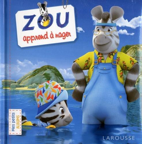 Zou apprend à nager