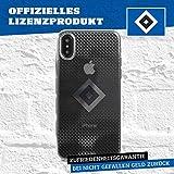 Hamburger SV Case - Libero - Schutzhülle passend für das Apple iPhone XS und iPhone X