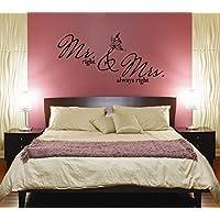 Suchergebnis auf Amazon.de für: Mr. & Mrs. - Wandtattoos ...