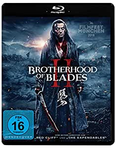 Brotherhood of Blades 2 [Blu-ray]