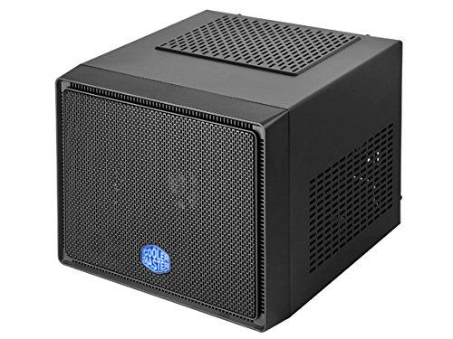 Cooler Master Elite 110 PC-Gehäuse 'Mini-ITX, USB 3.0, Seitliches Lochgitter' RC-110-KKN2