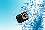 Easypix 10017 Aquapix W1024-B Splash 10012 Unterwasser Digitalkamera schwarz Vergleich