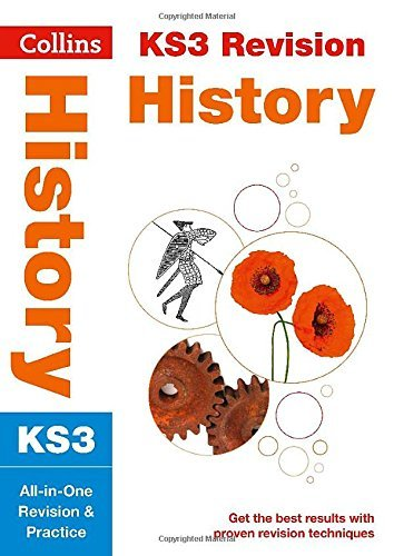 KS3 History: All-in-One Revision and Practice (Collins KS3 Revision and Practice - New 2014 Curriculum) by Collins KS3 (August 13, 2014) Paperback