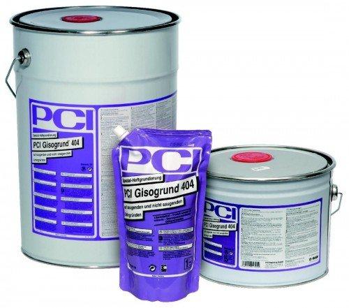 PCI GISOGRUND 404 Spezial Haftgrundierung 1 Liter - Spezialgrundierung wasserverdünnbar