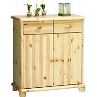 Steens 20222719 Credenza Max 93 x 83 x 40 cm in legno di pino
