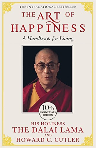 The Art of Happiness: A Handbook for Living by The Dalai Lama (8-Nov-1999) Paperback