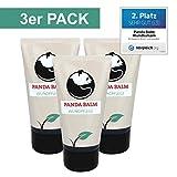 Wundsalbe Panda Balm Hand-Creme Wundpflege Lippenbalsam natürliche Hautpflege vegan Balsam 50 ml