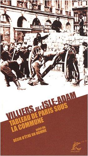 Tableau de Paris Sous la Commune