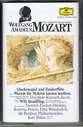 Wir Entdecken Komponisten-Mozart 2: Zauberflöte [Musikkassette]
