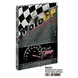 Moto GP–Moto GP–Classeur A4avec élastiques (Montichelvo mc-54221) (Montichelvo 54221)