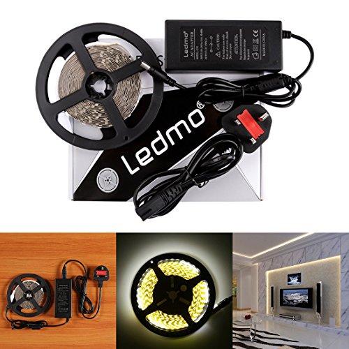 ledmo-led-strip-light-smd2835-waterproof-white-6000k-dc12v-300leds-strip-light-164-ft-high-cri80-15l