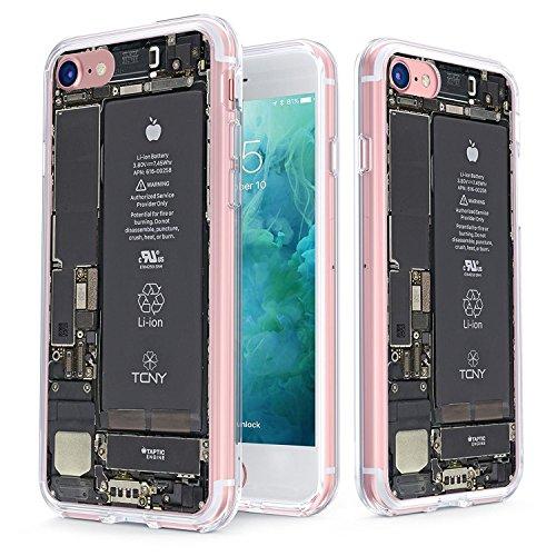 True Color claro escudo Broken iPhone colección, Open iPhone Back, For iPhone 7