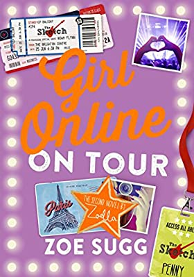 The sequel to the number-one best-seller Girl Online. Penny joins her rock-star boyfriend, Noah, on his European music tour. Penny's bags are packed. When Noah invites Penny on his European music tour, she can't wait to spend time with her ro...