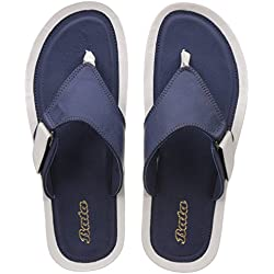 BATA Men's Ripley Thong Blue Hawaii Thong Sandals - 8 UK/India (42 EU)(8719129)