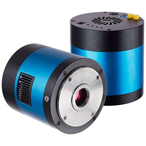 amscope mf603C-ccd 6MP Universal temperature-regulated CCD-Kamera für schlechten Lichtverhältnissen Fluoreszenz