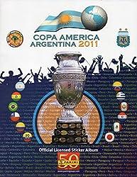 PANINI COPA AMERICA 2011 Collection Complete Stickers + Album