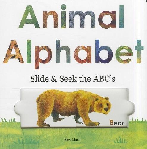 Animal Alphabet: Slide and Seek the ABCs
