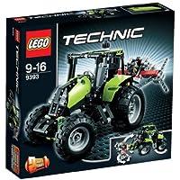 LEGO Technic - 9393 - Jeu de Construction - Le Tracteur