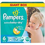 Pampers Windeln Active Baby Dry XL Gr.