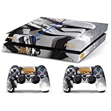 Skin PS4 HD STAR WARS - limited edition DECAL COVER ADHESIVO playstation 4 SONY BUNDLE