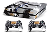 Skin PS4 HD STAR WARS - limited edition DECAL COVER Schutzhüllen Faceplates playstation 4 SONY BUNDLE