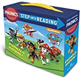Paw Patrol Phonics Box Set (Step Into Reading)